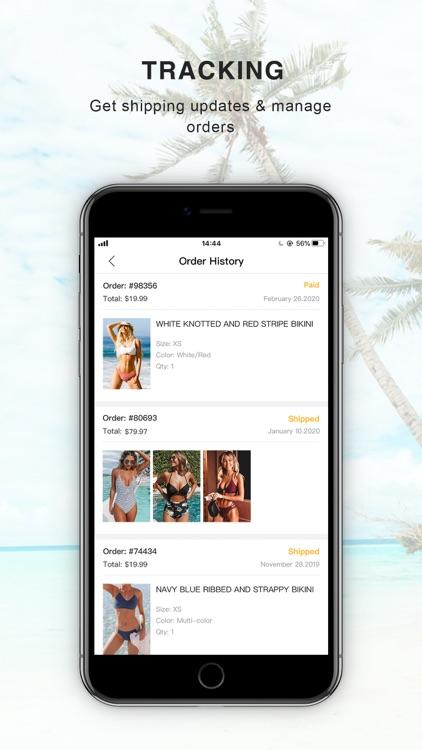 Cupshe - Swimsuit Fashion Shop screenshot-5