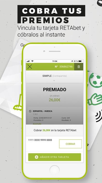 RETAbet - Apuestas Deportivas screenshot-4