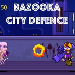 Bazooka City Defence Game