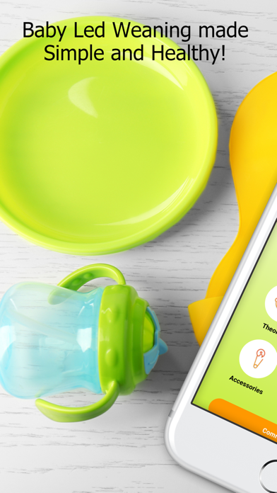 Baby Led Weaning Guide RecipesScreenshot of 1
