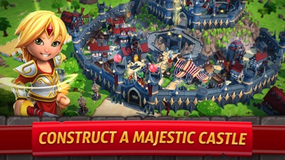Screenshot from Royal Revolt 2: Tower Defense