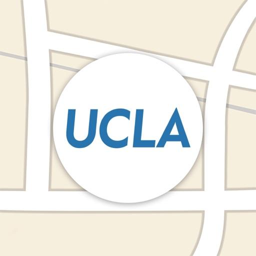 UCLA Campus Maps