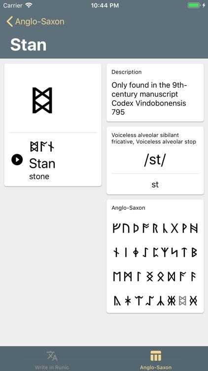 Write in Runic screenshot-7