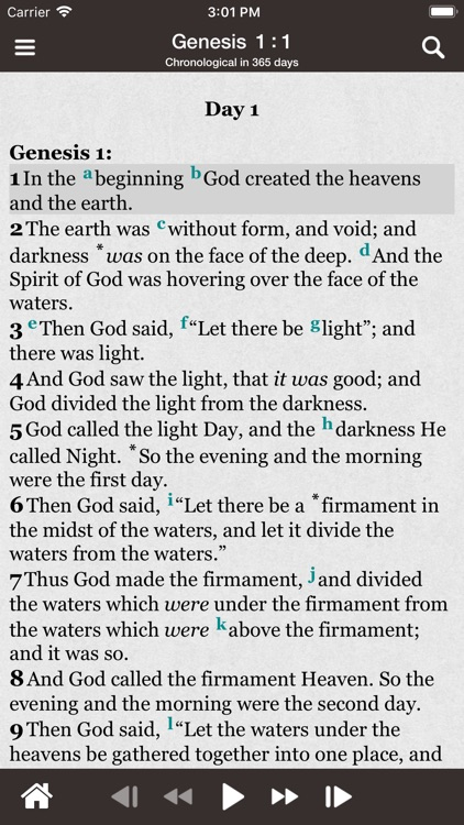Bible - The Word of Promise® screenshot-4