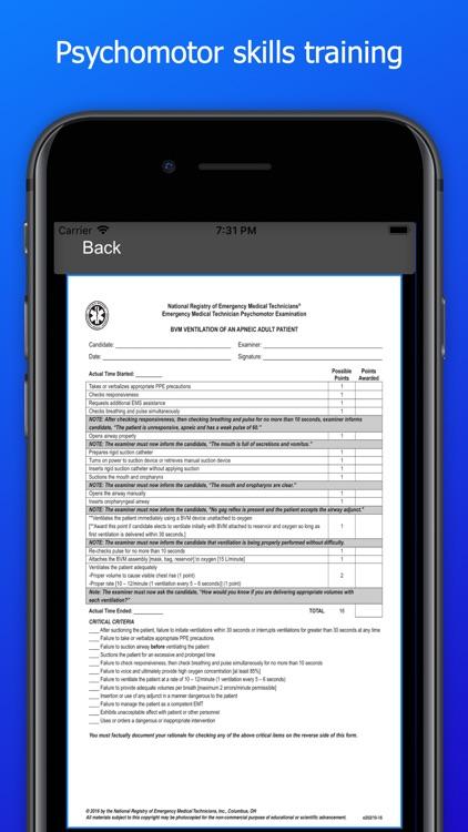 EMT Prep 2020 Lite screenshot-6