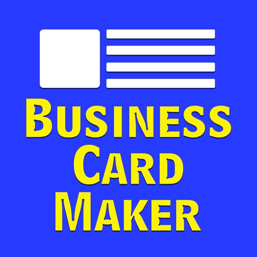 Business Card Maker - Own Card