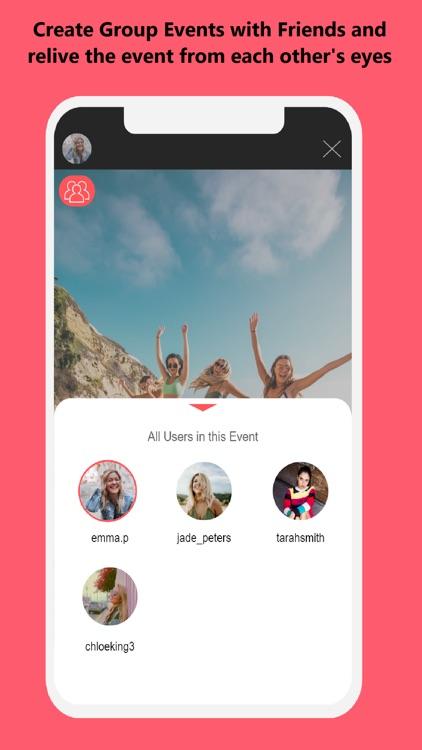 Vizzou – Capture your Events screenshot-5