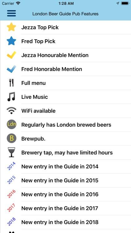Beer Guide London screenshot-4