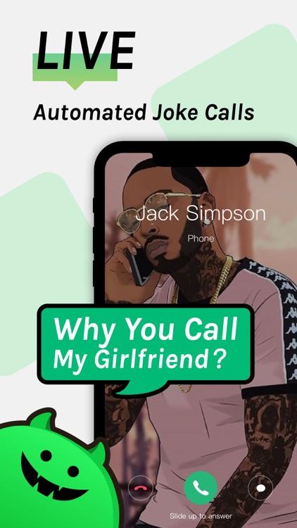 Fake Call Prank Caller