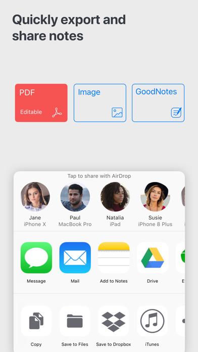 GoodNotes 5 Screenshots