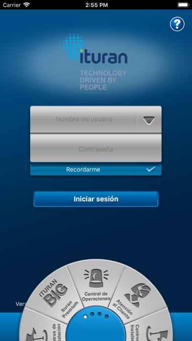 Ituran ArgentinaCaptura de pantalla de1