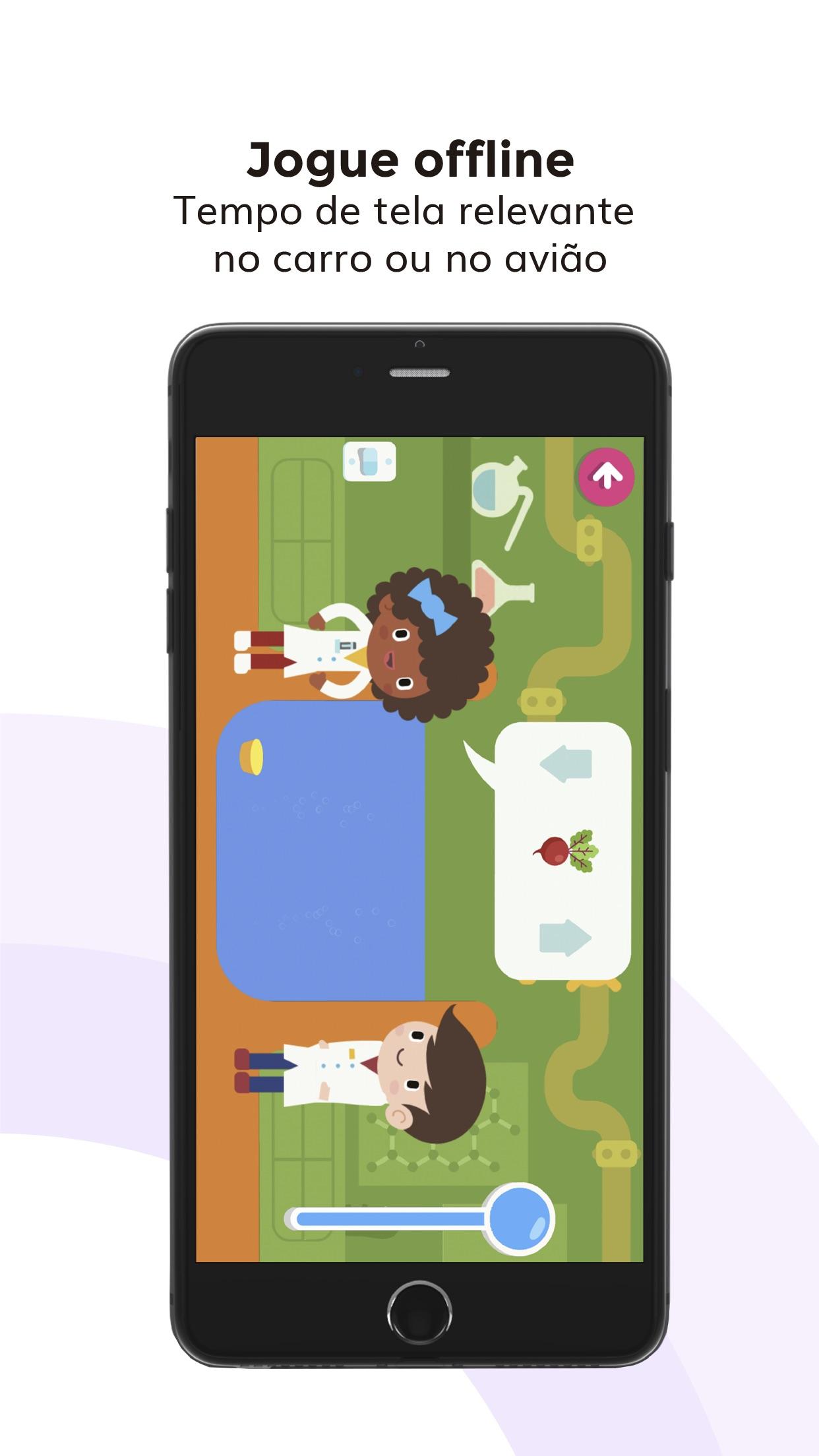Screenshot do app Papumba: Jogos para Crianças