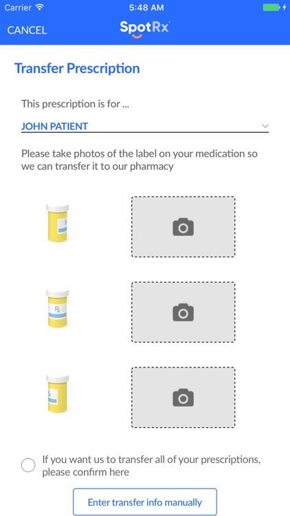 SpotRx Pharmacy Canada screenshot-9