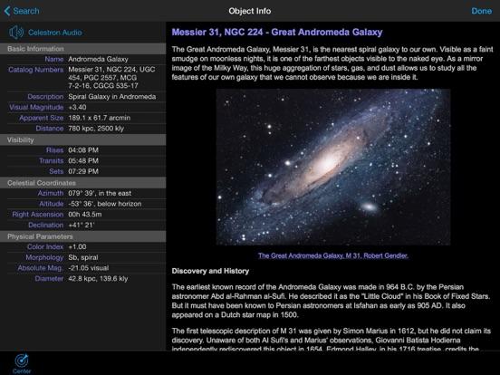 Celestron SkyPortal screenshot