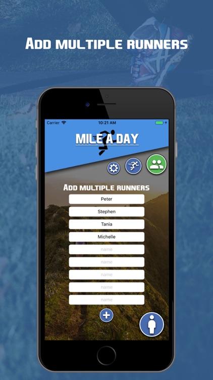 Mile a Day screenshot-4