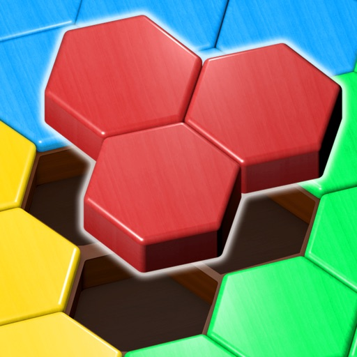 Block Hexa Puzzle: Wooden Game