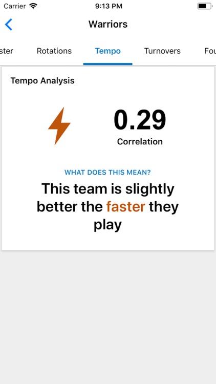 Pivot Basketball Stats Tracker screenshot-3