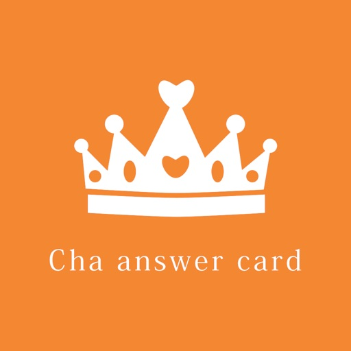 Cha answer card