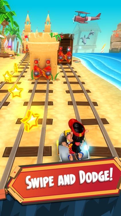 Hugo Troll Race 2: Rail Rush