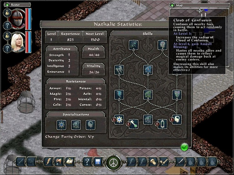 Avadon: The Black Fortress HD screenshot-4