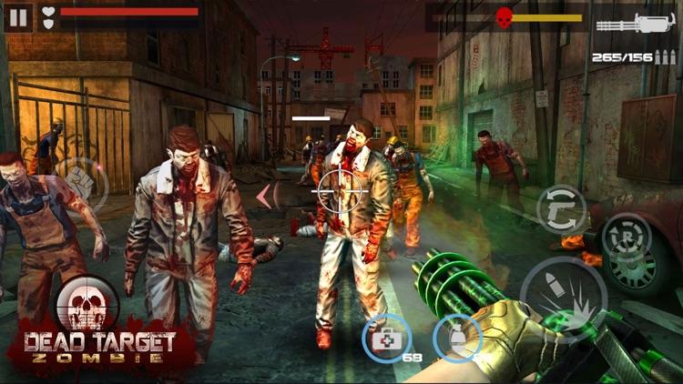 DEAD TARGET - Zombie Shooting screenshot-5