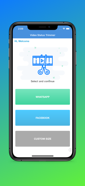 Video Status Trimmer On The App Store