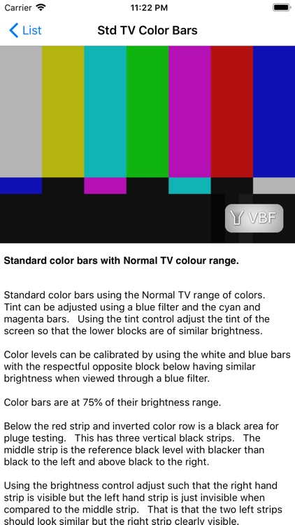 TestCard ProHD 4k screenshot-5