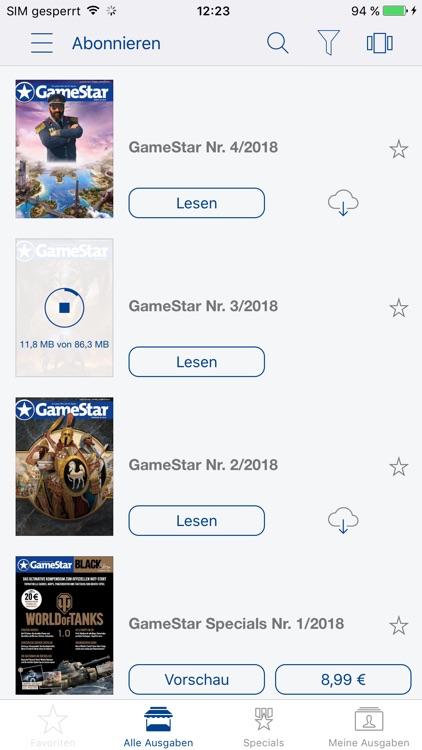 Gamestar D