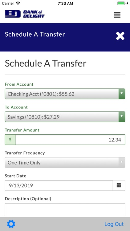 Bank of Delight Mobile Banking screenshot-6
