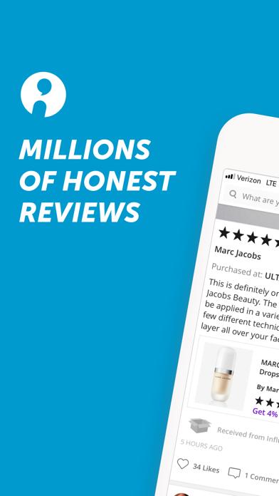 Influenster: Reviews & Deals screenshot one