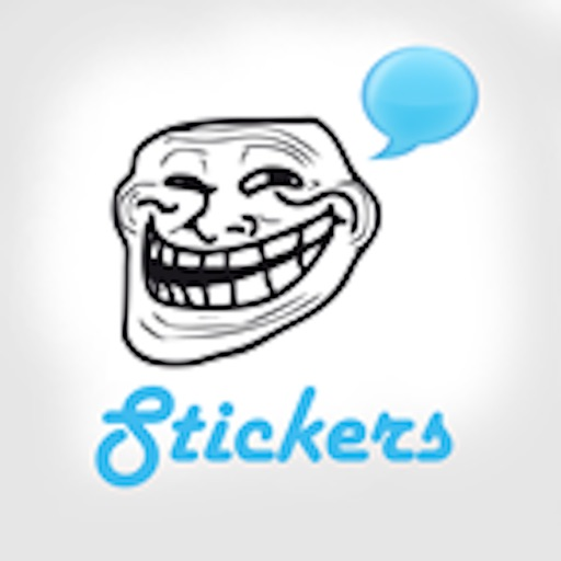 Funny Rages Faces - Stickers