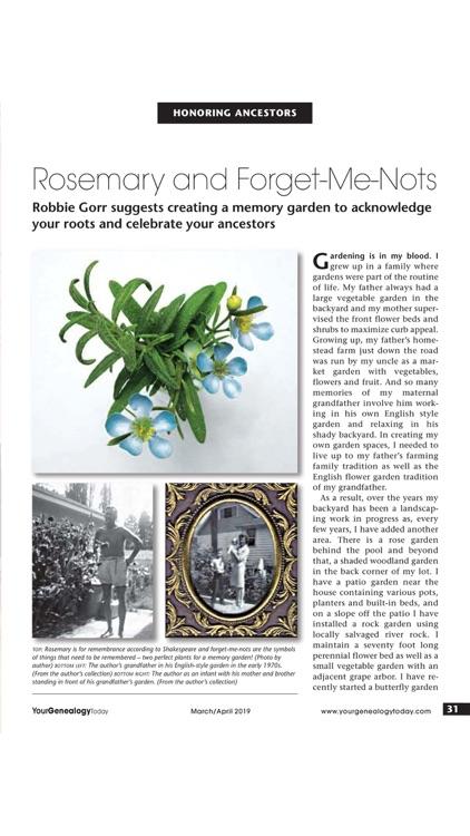 Your Genealogy Today screenshot-4