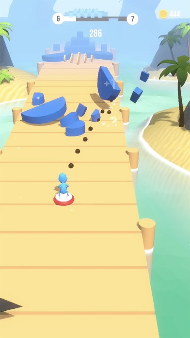 Smash Up Beach screenshot 4