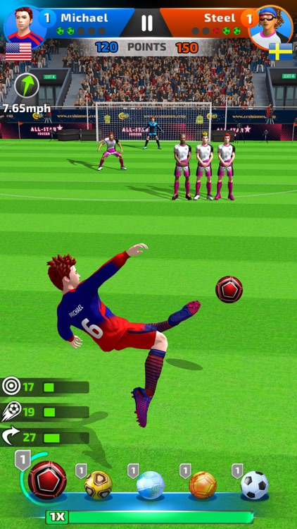 All-Star Soccer! screenshot-7