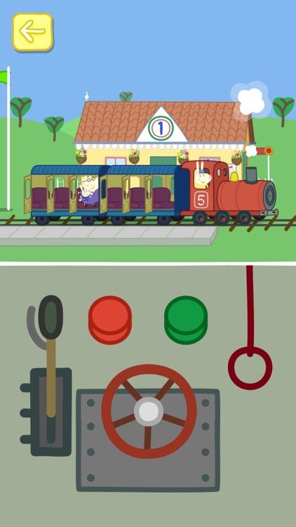 Peppa Pig: Theme Park screenshot-4