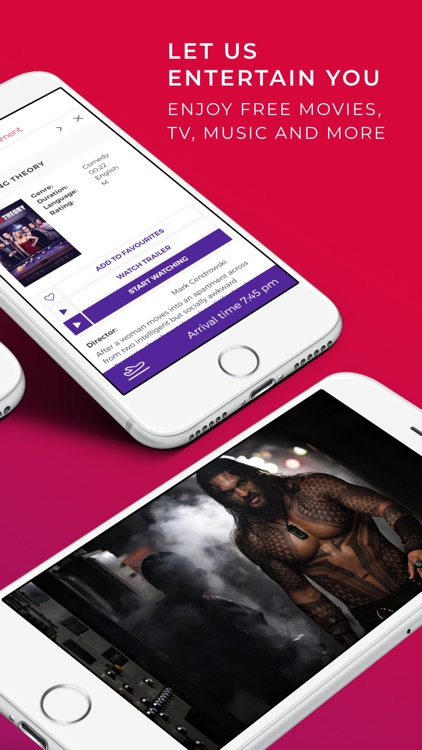 Virgin Australia entertainment by Lufthansa Systems