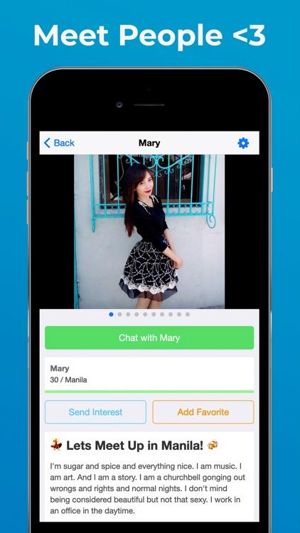 filipina datování app