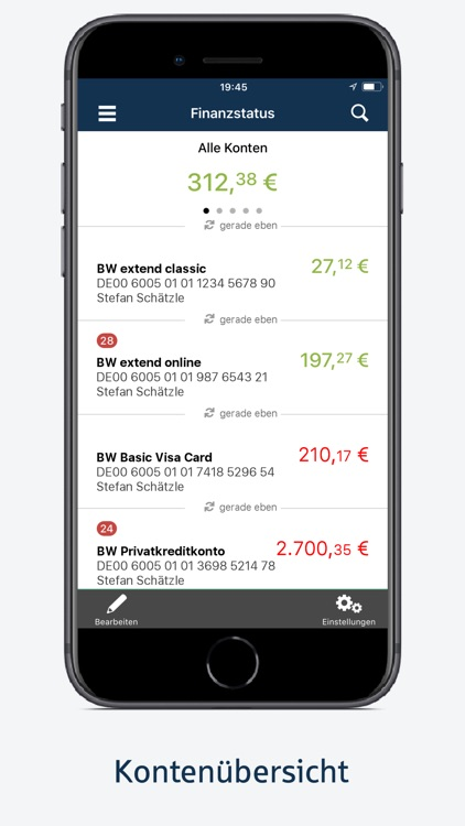 BW Mobilbanking screenshot-0