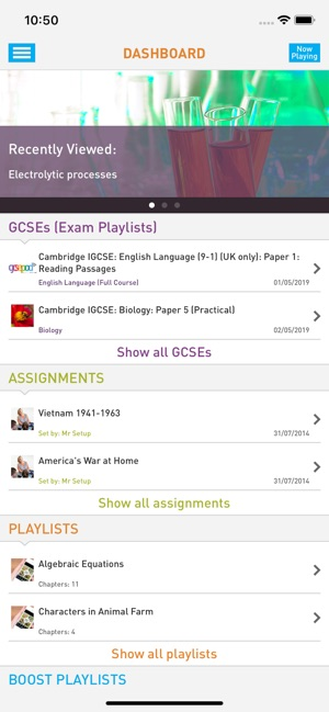GCSEPod - Education on Demand on the App Store