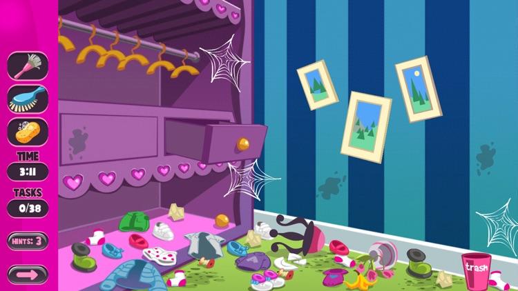 Sweet Baby Girl Cleanup House screenshot-6