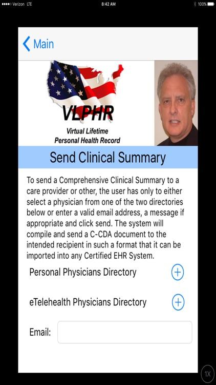 My Health, Mobile screenshot-3