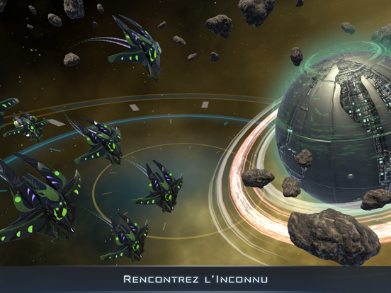Screenshot #6 pour Cosmic Frontline AR