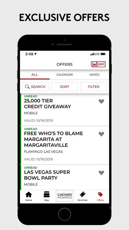 Caesars Rewards screenshot-5
