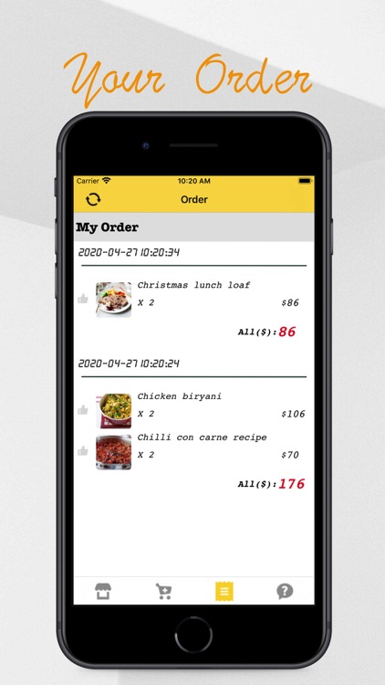 Quickly Food Delivery Tools screenshot-3
