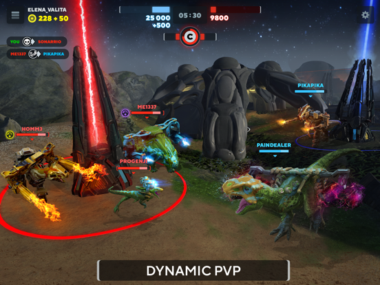 Dino Squad: Online Action screenshot 6