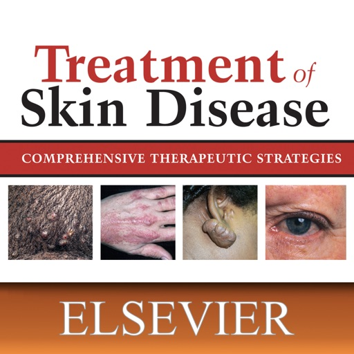 Treatment of Skin Disease, 4/E