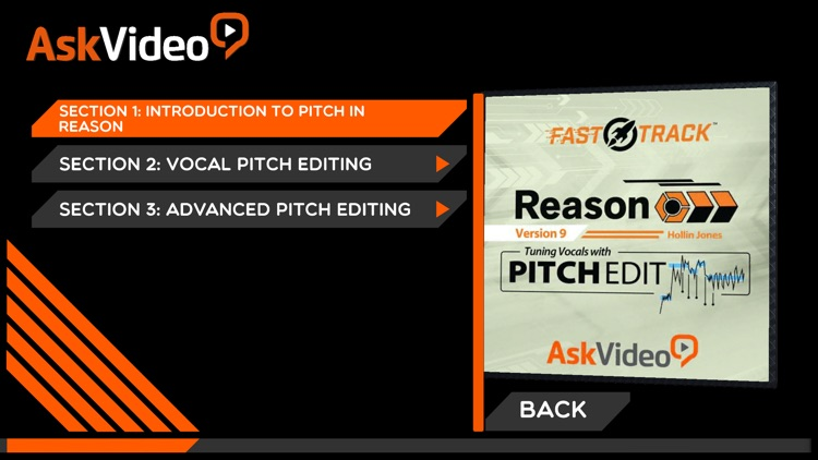 Pitch Editing Course By AV