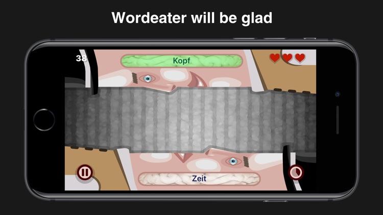 Wordeaters German screenshot-3