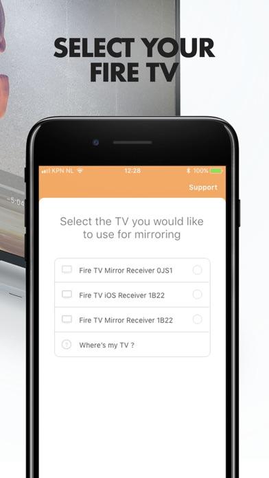 Mirror for Amazon Fire TV app image