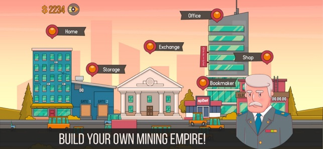 Miner Tycoon Bitcoin Simulator on the App Store